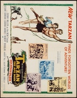 Tarzan, the Ape Man movie poster (1959) picture MOV_3767d95d