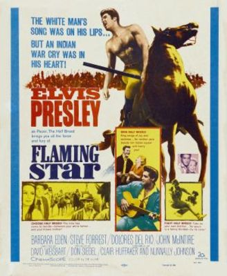 Flaming Star movie poster (1960) poster MOV_3965cd2a