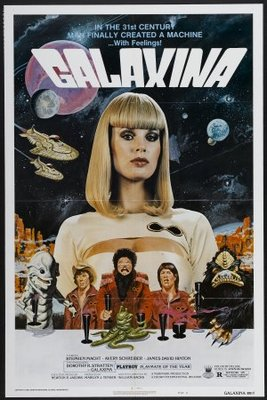 Galaxina movie poster (1980) poster MOV_39682b6c