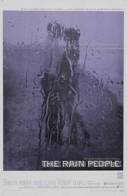 The Rain People movie poster (1969) poster MOV_3969b83b