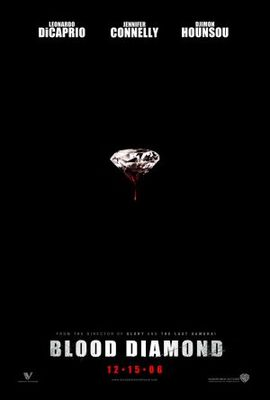 Blood Diamond movie poster (2006) poster MOV_397e74e2