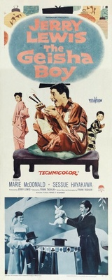 The Geisha Boy movie poster (1958) poster MOV_3980b6bb