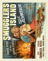 Smuggler's Island movie poster (1951) picture MOV_398184b3