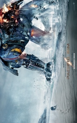 Pacific Rim movie poster (2013) poster MOV_398672bd