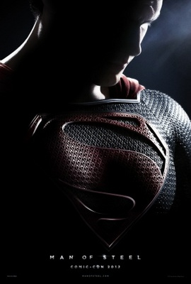 Man of Steel movie poster (2013) poster MOV_398ad788