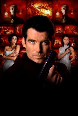 Tomorrow Never Dies movie poster (1997) poster MOV_398ecd5b