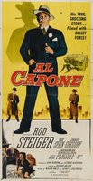 Al Capone movie poster (1959) picture MOV_398f87cb