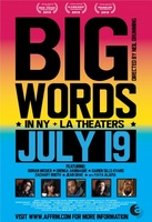 Big Words movie poster (2013) picture MOV_39979e8a