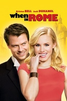 When in Rome movie poster (2010) picture MOV_ac15b777