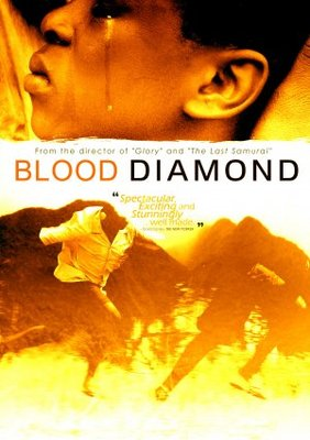 Blood Diamond movie poster (2006) poster MOV_39a3bdd7