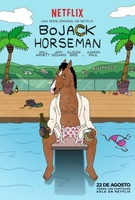 BoJack Horseman movie poster (2014) picture MOV_39a480ad