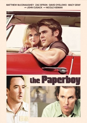 The Paperboy movie poster (2012) poster MOV_39adc10b