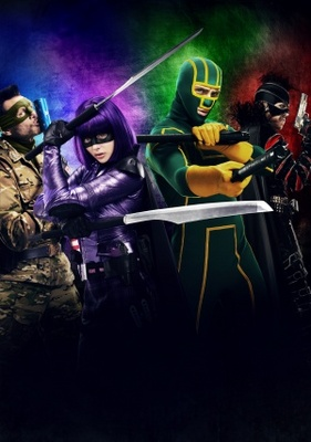 Kick-Ass 2 movie poster (2013) poster MOV_39b37af0