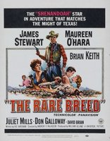 The Rare Breed movie poster (1966) picture MOV_39ba7887