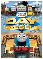 Thomas & Friends: Day of the Diesels movie poster (2011) picture MOV_39bbbdad