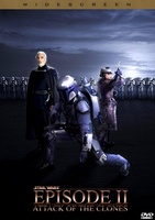 Star Wars: Episode II - Attack of the Clones movie poster (2002) picture MOV_36179005