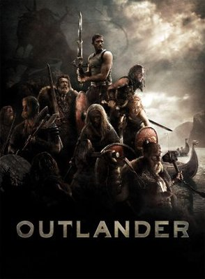Outlander movie poster (2008) poster MOV_39ca87d1