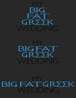 My Big Fat Greek Wedding movie poster (2002) picture MOV_39d9cc25