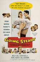 Going Steady movie poster (1958) picture MOV_39dae4be