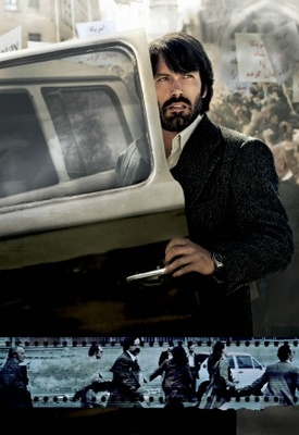 Argo movie poster (2012) poster MOV_39e1e2d7