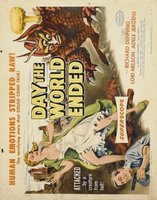 Day the World Ended movie poster (1956) picture MOV_39e2963e