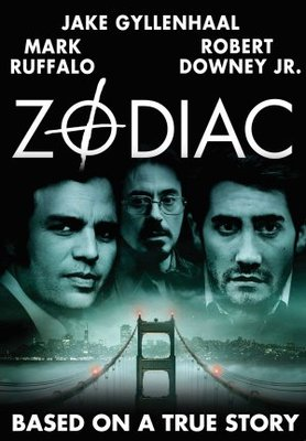 Zodiac movie poster (2007) poster MOV_39e67709