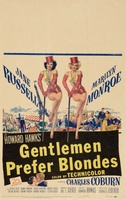 Gentlemen Prefer Blondes movie poster (1953) picture MOV_8446e671