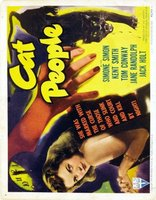 Cat People movie poster (1942) picture MOV_39f22202