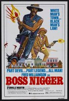 Boss Nigger movie poster (1975) picture MOV_39f52dfc
