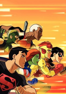 Young Justice movie poster (2010) poster MOV_39fb934b