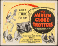 The Harlem Globetrotters movie poster (1951) picture MOV_39hwitr9