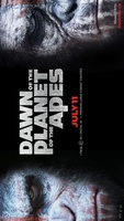 Dawn of the Planet of the Apes movie poster (2014) picture MOV_3a00d07b