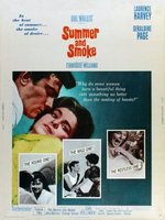 Summer and Smoke movie poster (1961) picture MOV_3a083f20