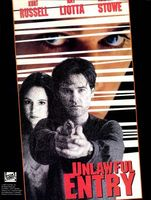 Unlawful Entry movie poster (1992) picture MOV_3a09e84a
