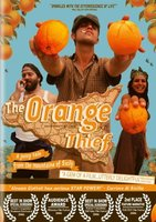 The Orange Thief movie poster (2007) picture MOV_3a0a9e69