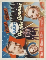 On the Avenue movie poster (1937) picture MOV_3a19a49d