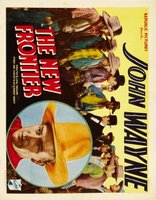 New Frontier movie poster (1939) picture MOV_3a1ddfa5