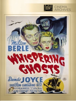 Whispering Ghosts movie poster (1942) poster MOV_3a1e92bb