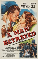 A Man Betrayed movie poster (1941) picture MOV_3a221bae