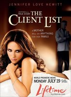 The Client List movie poster (2010) picture MOV_3a22f99d