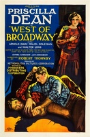 West of Broadway movie poster (1926) picture MOV_3a2884de