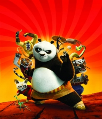 Kung Fu Panda movie poster (2008) poster MOV_3a334b6a
