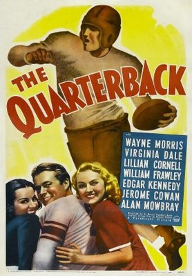 The Quarterback movie poster (1940) poster MOV_3a372337