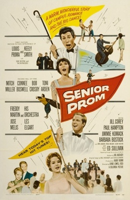 Senior Prom movie poster (1958) poster MOV_3a3d33f7