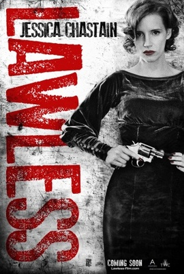 Lawless movie poster (2010) poster MOV_3a441979