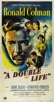 A Double Life movie poster (1947) picture MOV_3a50f3ee