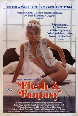 Flesh and Fantasy movie poster (1985) poster MOV_3a516be7