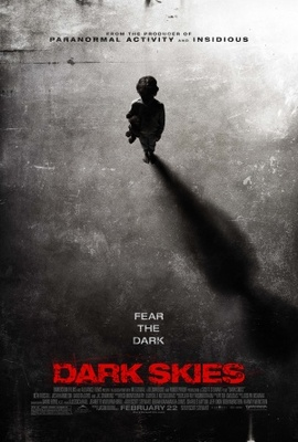 Dark Skies movie poster (2013) poster MOV_3a542903