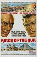 Kings of the Sun movie poster (1963) picture MOV_3a5c0b9f