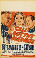 Call Out the Marines movie poster (1942) picture MOV_3a5dfbb2